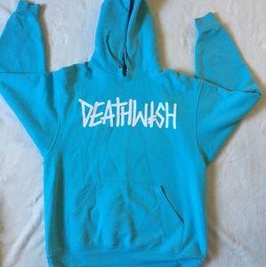 Deathwish pullover